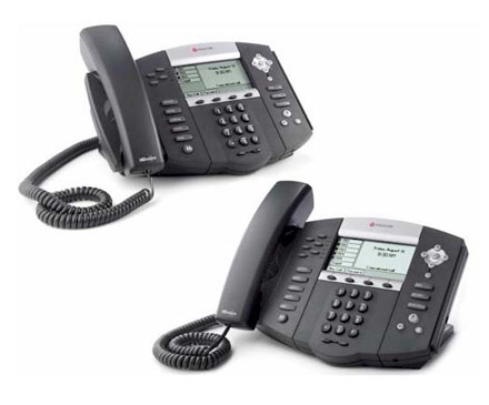 polycom twins Polycom SoundPoint IP 550 / IP 650 Reviewed