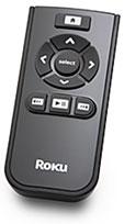 roku home content remote Netflix Streaming Video User Review