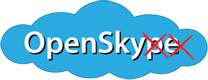 opensky logo Peace In VoIPland: Bridging the SIP & Skype Kingdoms