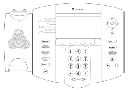 polycom ip650 front outline 440 Polycom SoundPoint IP 550 / IP 650 Reviewed