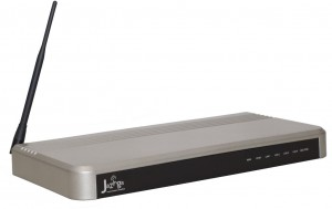 jazinga product shot 300x189 Easy Asterisk in a Box: Jazinga VoIP PBX Appliance Reviewed