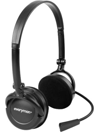 everyman 342 Skypes FREETALK® Everyman Headset