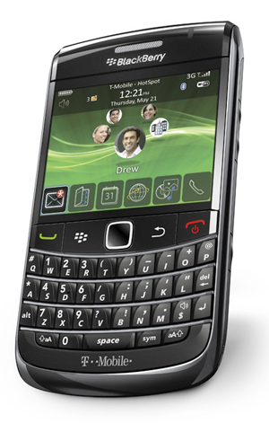 blackberry bold 9700 2 An Unexepected Benefit Of My SIP to Cellular Gateway