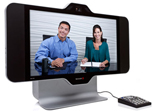 polycom hdx 4500 160px Series: Lighting for Video Calling and Conferencing in a Home Office