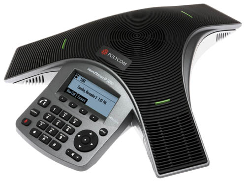 SoundStation IP5000 right high 500 Review: The Polycom SoundStation IP5000 Conference Phone