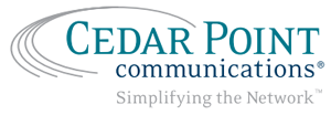 Cedar Point Communications Logo 300 Cedar Point Promotes HDVoice In Recent Upgrades