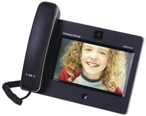 Grandstream gxv3175 300 First Looks: Grandstream GXV 3175 Multi Media Phone