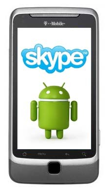 T Mobile G2 Skype Android Skype For Android Now With 3G/4G Support