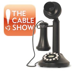 TheCableShowIcon phone 250 15 Million Potentially HDVoice Capable End points Deployed in Cable Land!