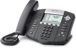Polycom IP650 256 Can You Hear Me Now? Headset vs Speakerphone In The Home Office