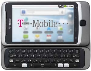TMobileG2Landscape300 thumb T Mobile Network HSPA+ Issue Plagues Users of HTC Handsets