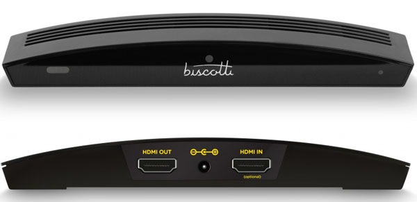 BISCOTTIFRONTBACK600 Video Calling On Your Home HDTV: Take 2–TelyHD And Biscotti