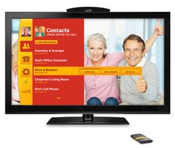 biscottitv250 Video Calling On Your Home HDTV: Take 2–TelyHD And Biscotti