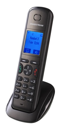 GrandstreamDP715 Grandstream Introduces New SIP/DECT Cordless Phones