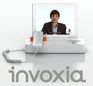 Invoxia AudiOffice Facetime 300px Invoxia's AudiOffice Now Delivering