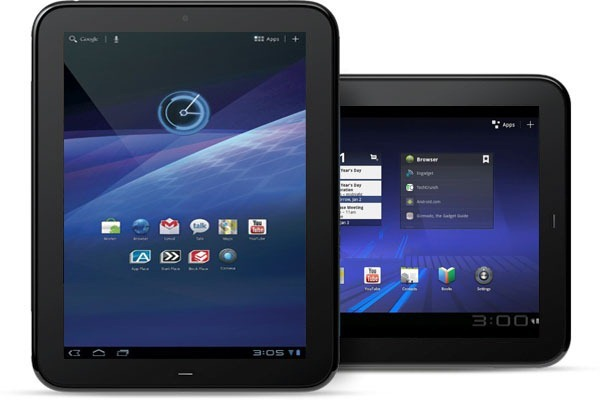 hp touchpad running android Take Two Tablets & Call Me In Six Months