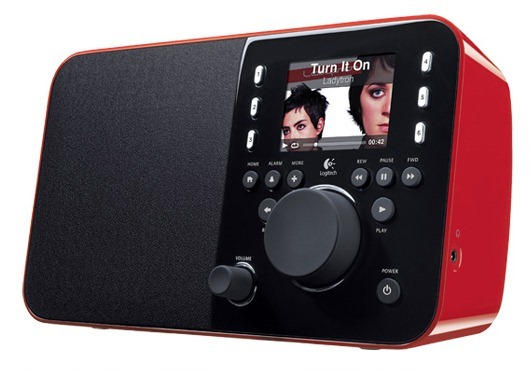 logitech squeezebox radio Musing About Logitech's Squeezebox, Squeezebox For Android, Pandora & Tivo