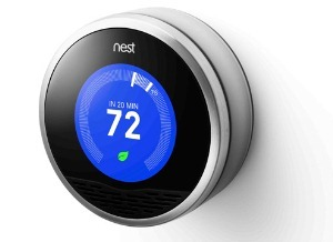 nest thermostat 300 Holiday Gift Idea III: The Nest Thermostat