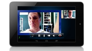 nexus 7 PolycomRPM Polycom RealPresence Mobile: Follow up