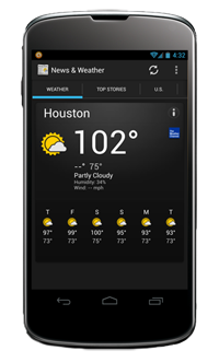 Nexus4 HighTemperature Staying Frosty Through A Texas Summer