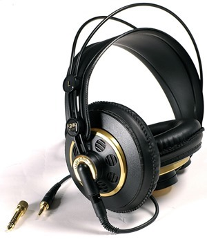 k240studio An Interesting History Of Headphones