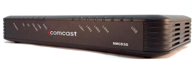Comcast SMC Router The Comcast Twins Are Idiots
