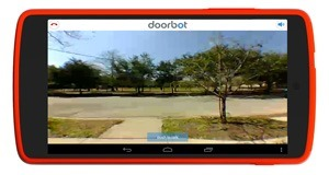 DoorBot in Nexus5 Capturing The Video Output Of A Nexus 7 Tablet
