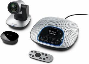 Logithec CC3000e Conference Cam Kit Review: The Logitech CC3000e Conference Cam – Part 2