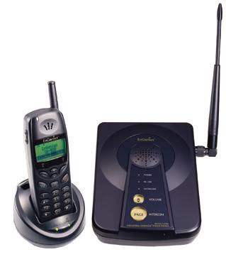 Engenius 900 MHz Cordless Phone