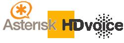 Asterisk & HDVoice