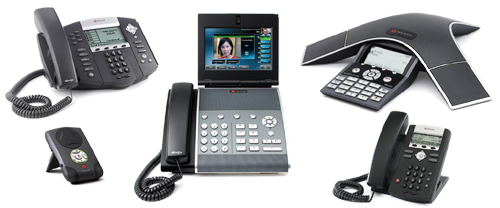 Polycom Product Array Web 500