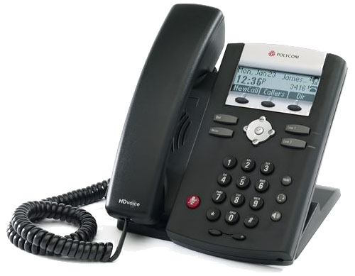 Business VoIP Phone by Polycom (335)