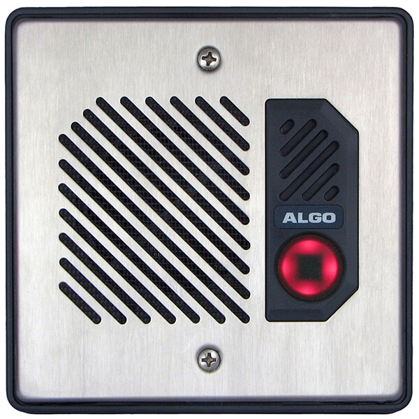Algo 8028 SIP Doorphone Exterior Unit, Front View
