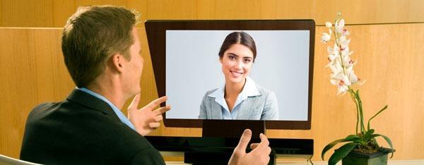 DVE telepresence Executive Silhouette
