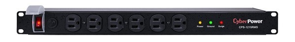 rack mount power strip
