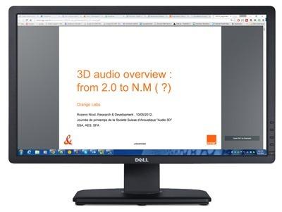 3D Audio Overview PDF