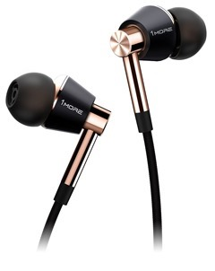 1More Triple Driver Earphones