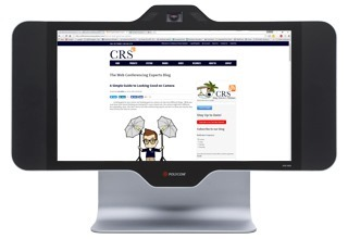 CRS web site on hdx4500