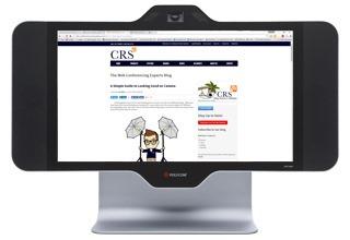 CRS web site on hdx4500