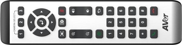 Aver VC520 new IR remote