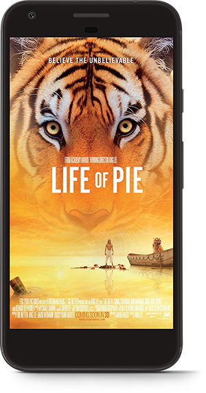 Google Pixel Live of Pie 300px