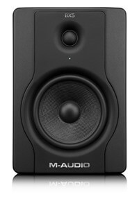New Gear: M-Audio BX5 D2 Powered Audio Monitors